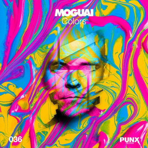 """MOGUAI """"Colors"""" (Album) VÖ: 01.10.21"""