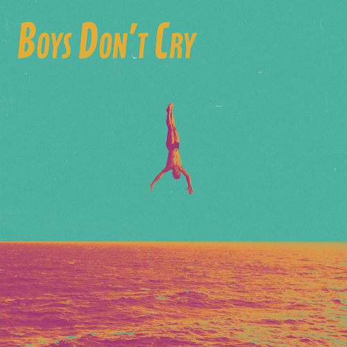 """WHO IS VINCE """"Boys Don´t Cry""""(Single) VÖ: 13.08.21"""